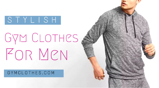Gym clothing for men
